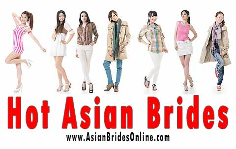 Beautiful Asian Women for Marriage & Dating
