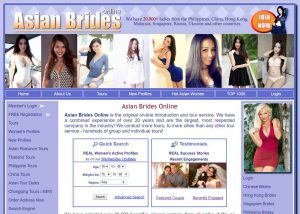 Asian Brides Online – Review
