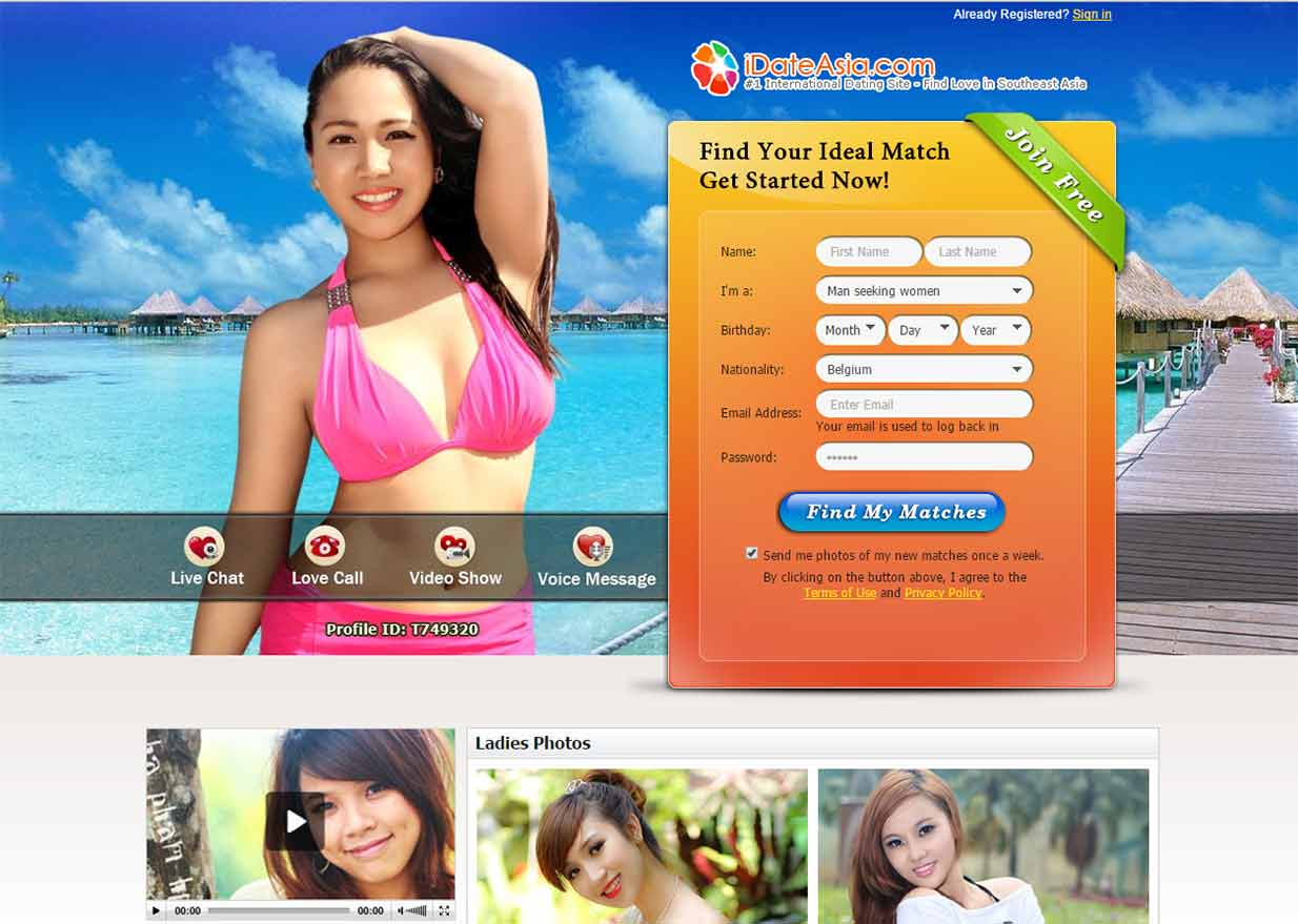 Sign asia in dating in com 39 Best