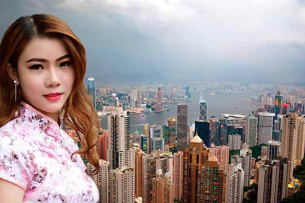 Hong Kong Brides - Mail order brides from China